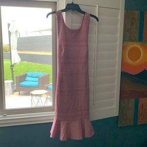 Ted Baker dress with trumpet skirt